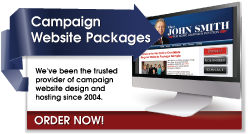 Political Site Design