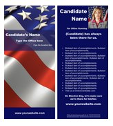 Political Brochure Templates
