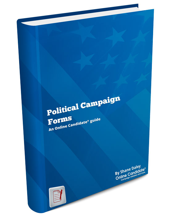 Online Candidate Campaign Forms