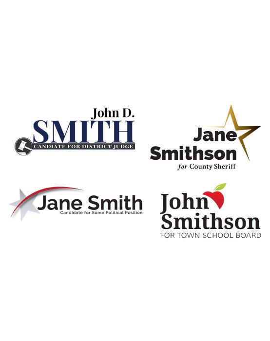 Political Logo Templates