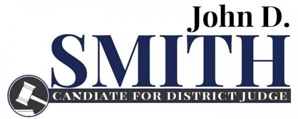 Judicial Logo - Gavel Theme