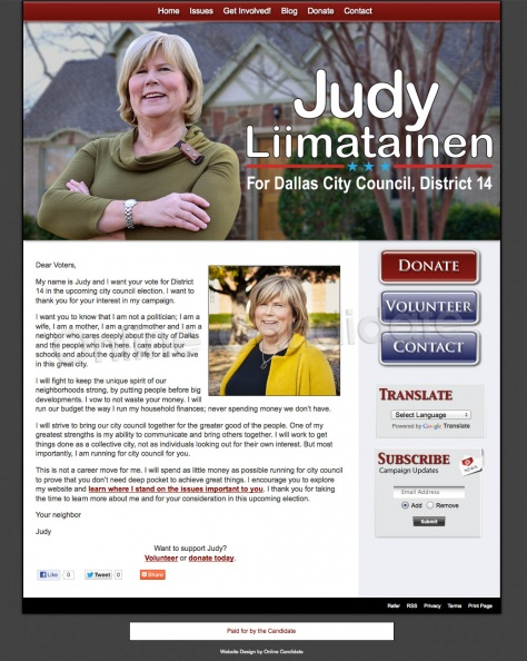 Judy Liimatainen for Dallas City Council - District 14.jpg