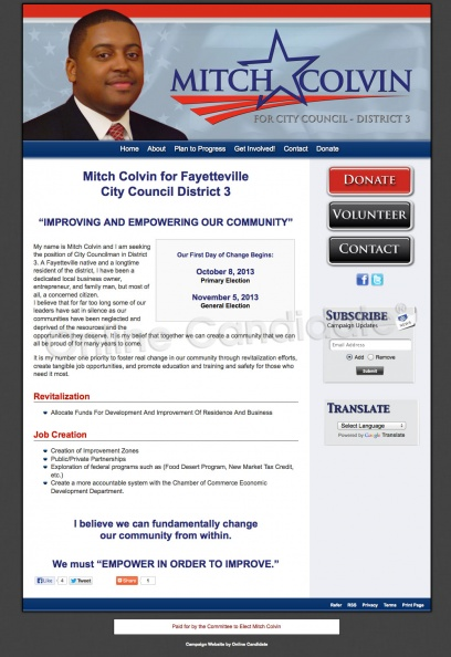 Mitch Colvin for Fayetteville City Council District 3.jpg