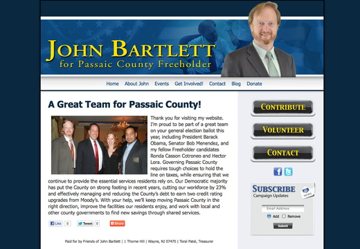 Freeholder Websites