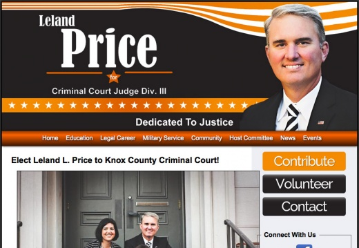 Leland Price to Knox County Criminal Court!