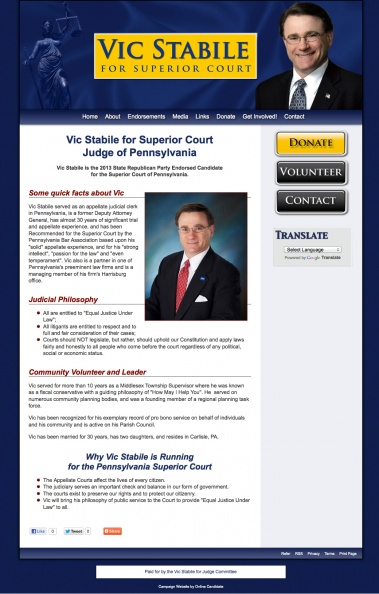 Vic Stabile for Superior Court Judge of Pennsylvania.jpg