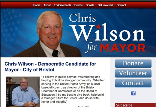 Chris Wilson for City of Bristol Mayor