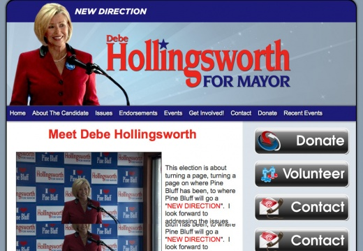 Debe Hollingsworth for Mayor