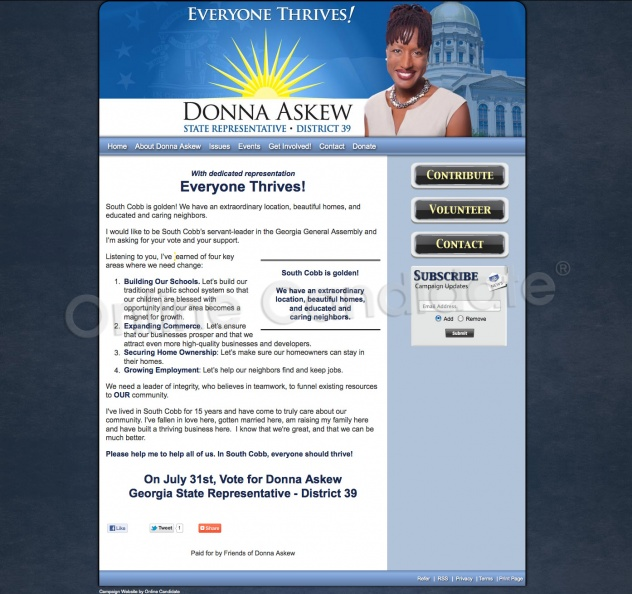 Donna Askew for Georgia State Representative - District 39.jpg