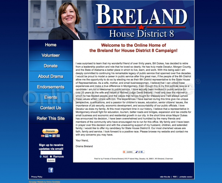 Drama Breland Alabama State House District 8.jpg