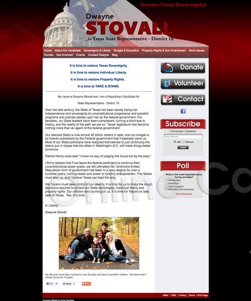 Dwayne Stovall Texas State Representative - District 18.png