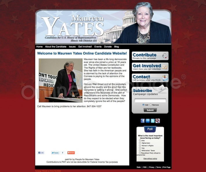 Maureen Yates for US House of Representatives - Illinois 6th.jpg