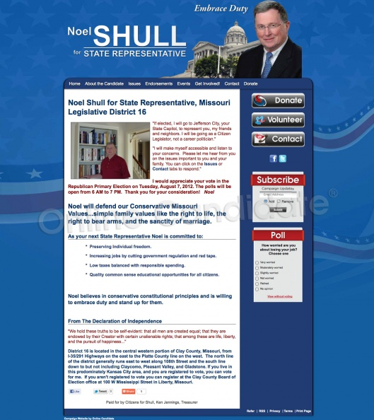 Noel Shull for State Representative, Missouri Legislative District 16.jpg
