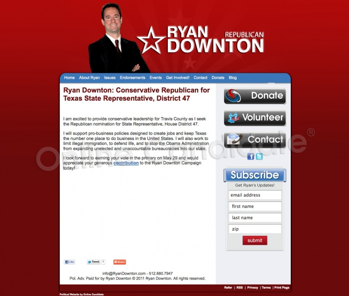 Ryan Downton Conservative Republican for Texas State Representative, District 47.jpg