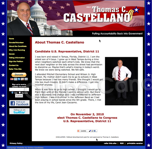 Thomas Castellano - US Congressional Election.jpg