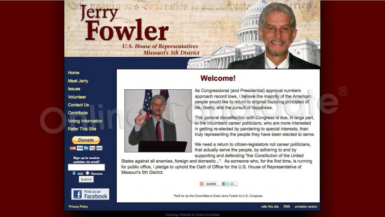 Jerry Fowler for US House of Representatives Missouri\'s 5th District.jpg