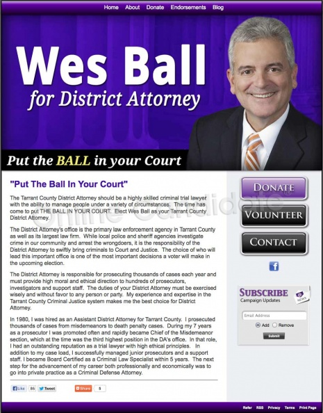 Wes Ball for Tarrant County District Attorney_9735195233_o.jpg