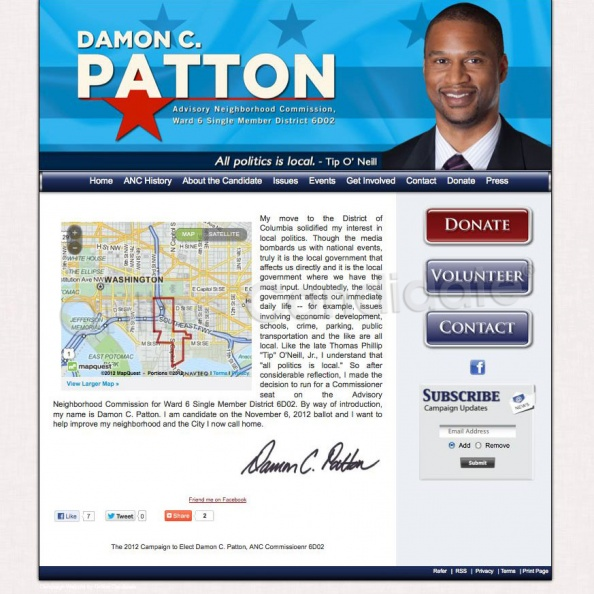 Damon C Patton, Advisory Neighborhood Commissioner_8090018853_o.jpg
