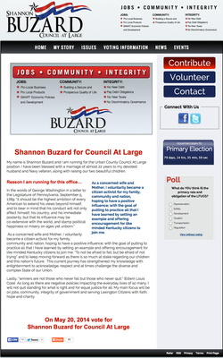 Shannon Buzard for Fayette Urban County Council At Large
