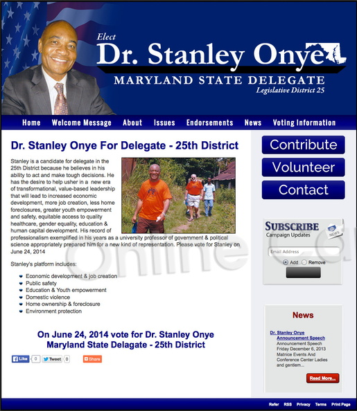 Dr Stanley Onye For Delegate  - 25th District.jpg