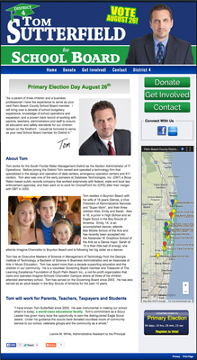 Tom Sutterfield for Palm Beach County School Board - District 4