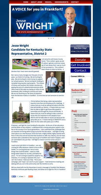 Jesse Wright for Kentucky State Representative District 2