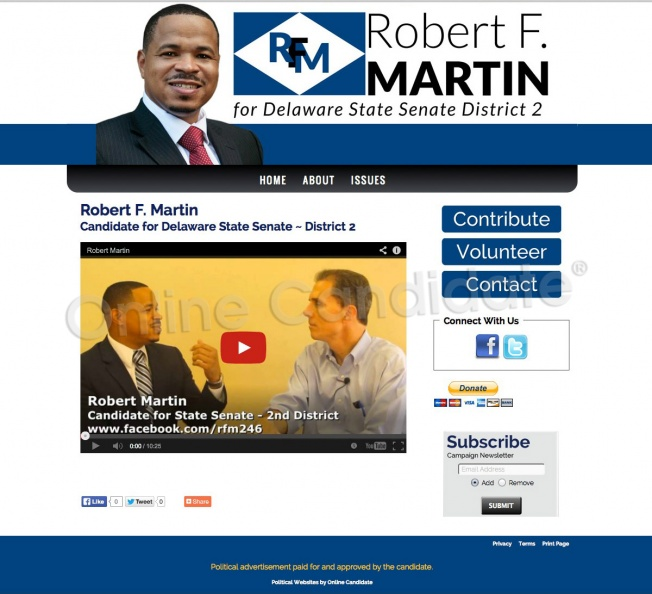 Robert Martin Candidate for Delaware State Senate ~ District 2.jpg