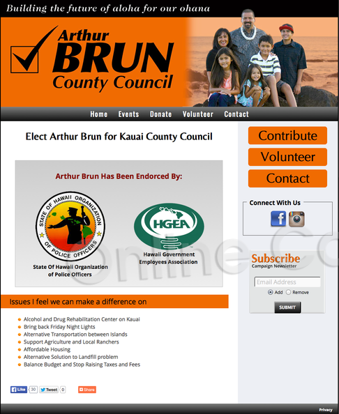 Arthur Brun for Kauai County Council.png