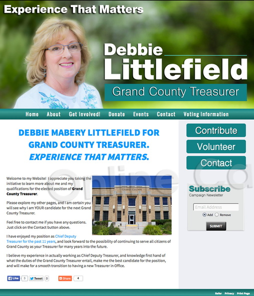 Debbie Littlefield for Moab UT Grand County Treasurer.jpg