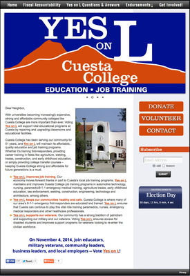 YES on L – Keep Cuesta Strong