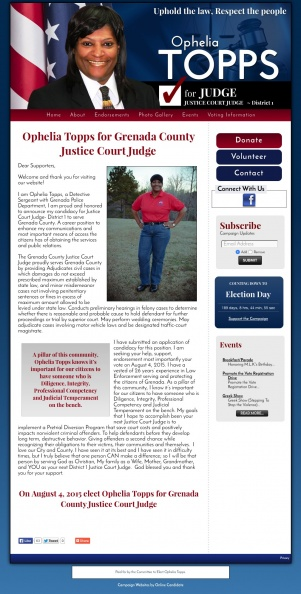 Ophelia Topps for Grenada County Justice Court Judge.jpg