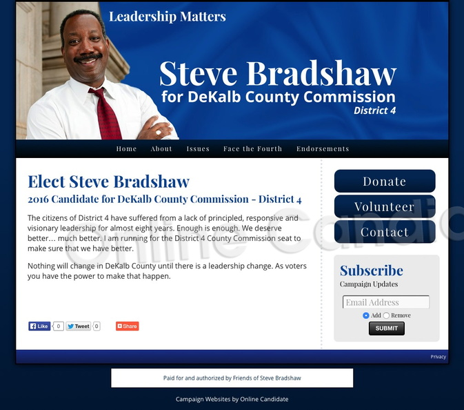 Steve Bradshaw for DeKalb County Commission - District 4.jpg