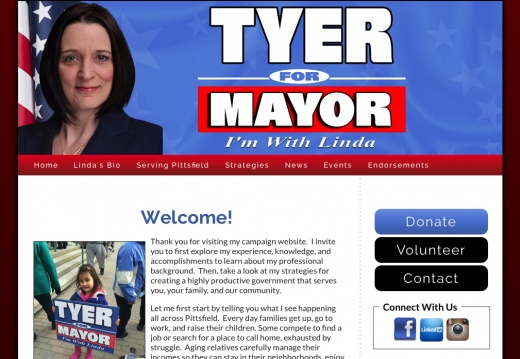 Linda Tyer for Mayor