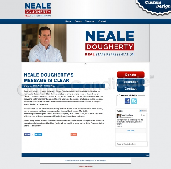 Neale Dougherty for State Representative   Pennsylvania's 178th District.jpg