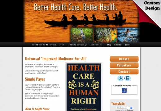 Health care for all hawaii