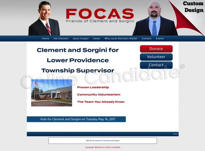 Joe Clement and Fason Sorgini for Lower Providence Township Supervisor.jpg