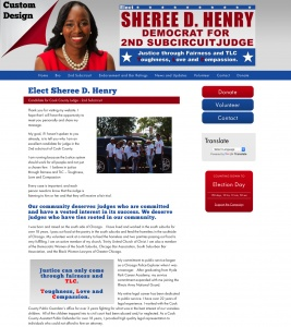 Sheree D. Henry Candidate for Cook County Judge - 2nd Subcircuit