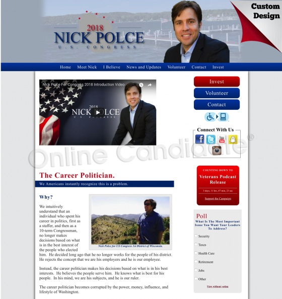 Nick Polce to the Wisconsin 1st Congressional District.jpg