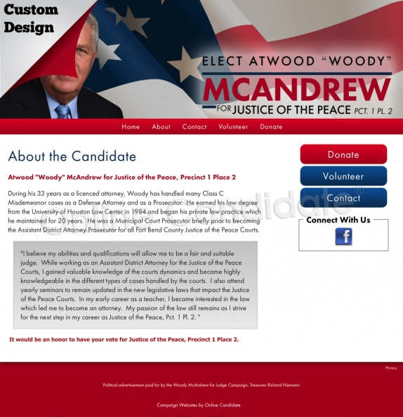 "Atwood ""Woody"" McAndrew for Justice of the Peace, Precinct 1 Place 2.jpg"
