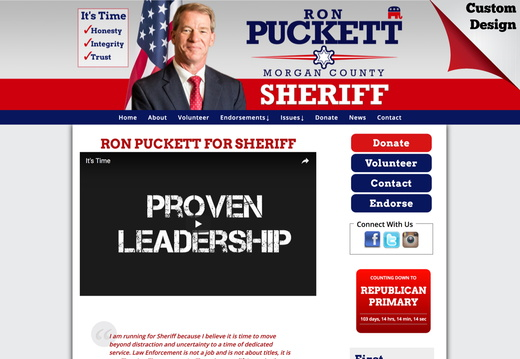 Sheriff Websites