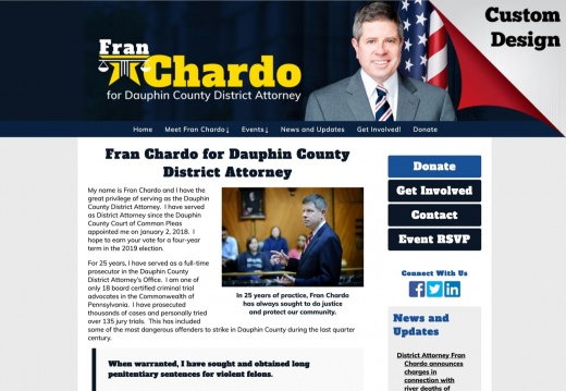 Fran Chardo for Dauphin County District Attorney