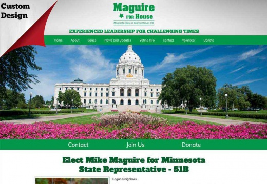 Mike Maguire for Minnesota State Representative - 51B
