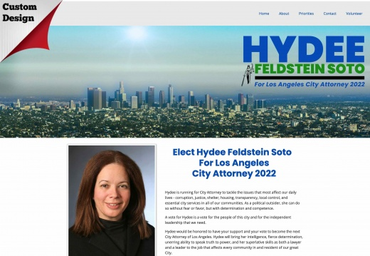 Hydee Feldstein Soto For Los Angeles City Attorney