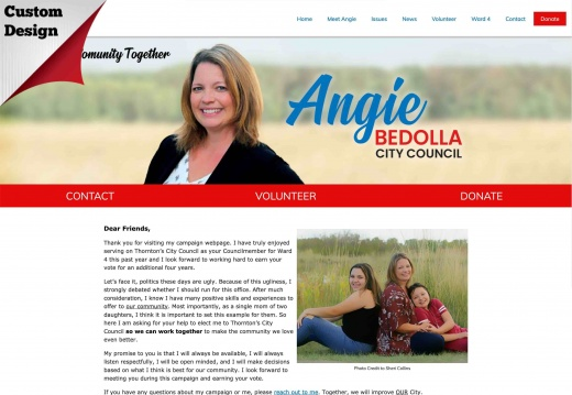 Angie Bedolla for Thornton City Council