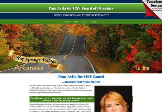 Pam Avila for HSV Board of Directors
