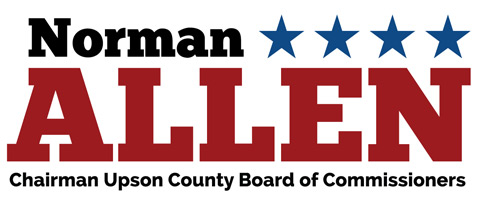 Board of Commissioners Campaign Logo NA
