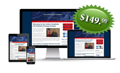 Lite Campaign Website Package