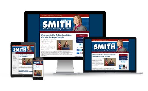campaign website solutions