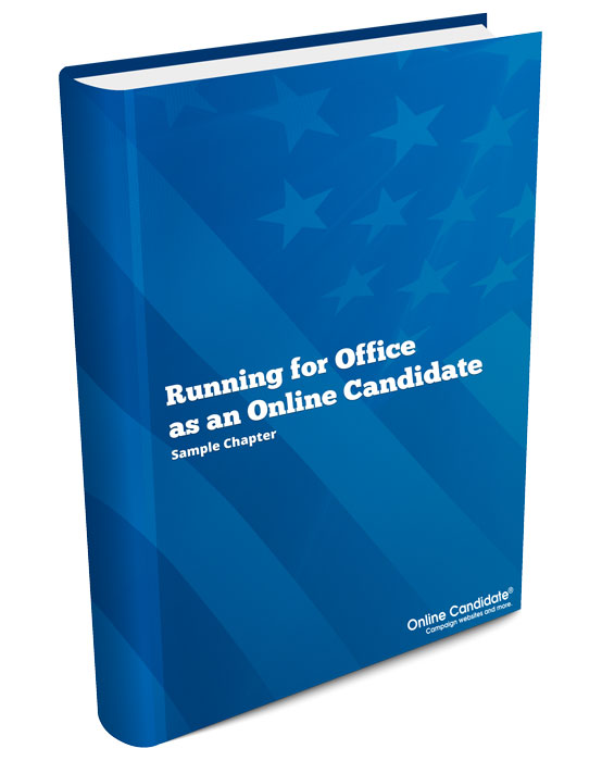 Running for Office as an Online Candidate – Sample