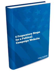 6 Preparatory Steps for a Political Campaign Website